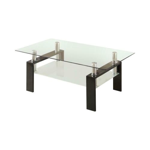 Product Image - Occasional Contemporary Black Coffee Table