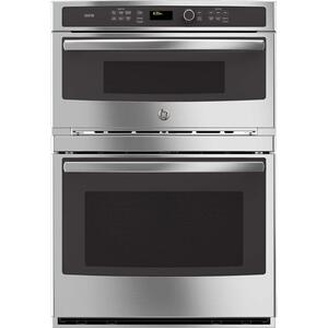 GE ProfileGE Profile™ 30 in. Combination Double Wall Oven with Convection and Advantium® Technology
