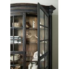 See Details - La Grange Mullins Prairie Display Cabinet