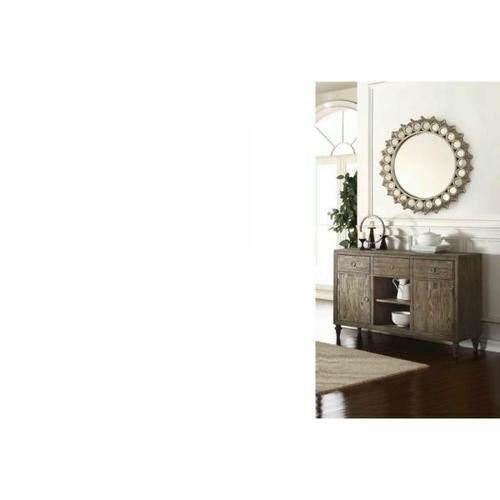 Acme Furniture Inc - ACME Parker Server - 71743 - Salvage Oak