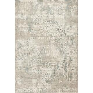 "Crete 6507 Ivory Illusion 5'3"" X 7'7"""