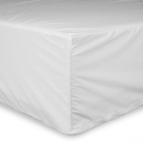 Sleep Calm 9-Inch Mattress Encasement with Stain and Bed Bug Defense, Split California King