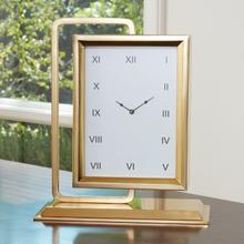 See Details - Time to Reflect-Brass