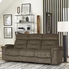 See Details - DIESEL MANUAL - COBRA BROWN Manual Sofa