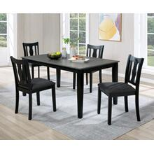 See Details - Carbey 5 Pc. Dining Table Set