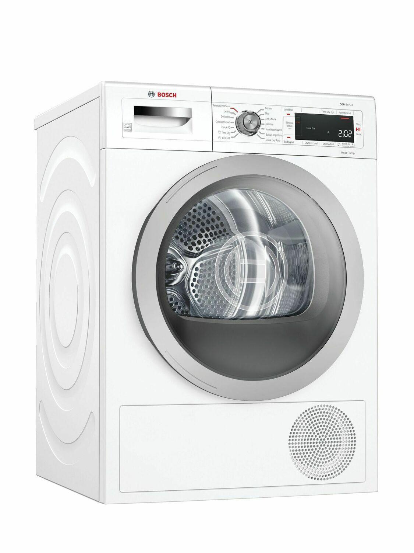 Bosch500 Series Heat Pump Dryer 24'' Wtw87nh1uc