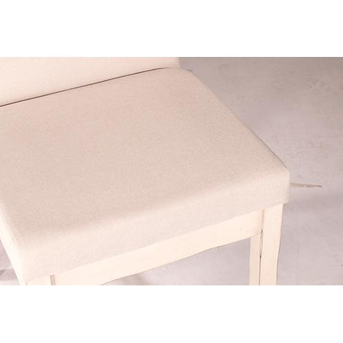 Product Image - Clarion Upholstered Dining Chair - Set of 2 - Sea White
