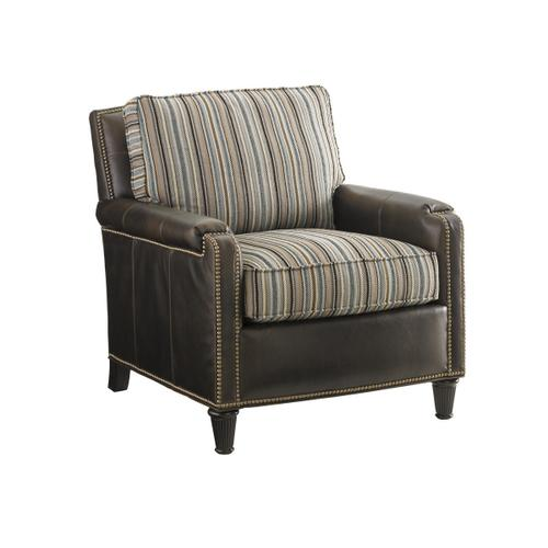 Bishop Leather Chair