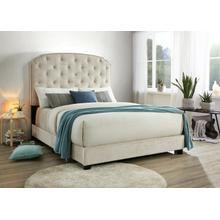 See Details - Blake Queen Bed, Beige