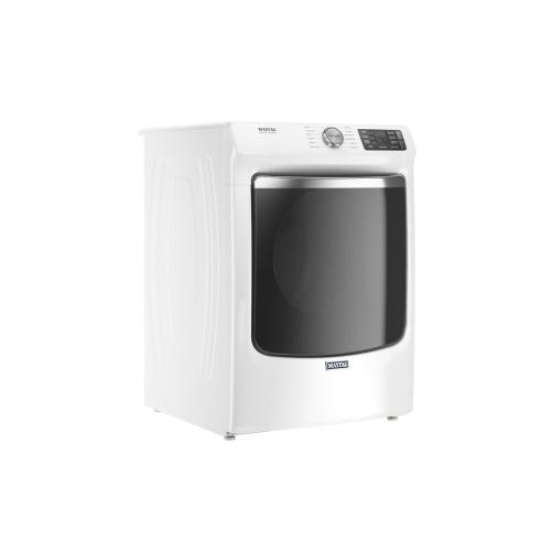 Maytag Canada - Front Load Electric Dryer with Extra Power and Quick Dry Cycle - 7.3 cu. ft.