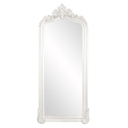 Howard Elliott - Tudor Mirror - Glossy White