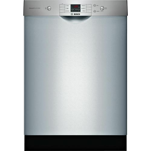 100 Series Dishwasher 24'' Stainless steel, XXL SHEM3AY55N