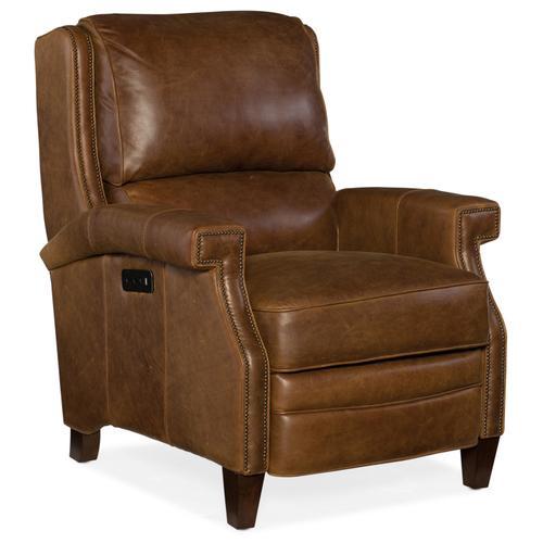 Hooker Furniture - Elan Power Recliner w/ Power Headrest