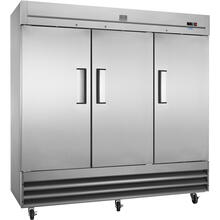 Digital Cabinets Reach-In Freezer, 72 cu.ft - Stainless Steel