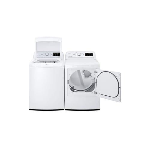 7.3 CU.FT. Ultra Large Capacity Electric Dryer With Energy Saver and Smartdiagnosis