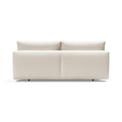 "FRODE SOFA, DARK WOOD, 55""X79"""