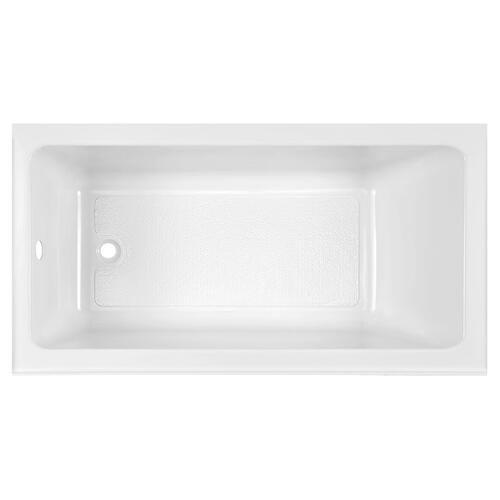 Studio 60x30-inch Bathtub - Above Floor Rough-in with Built-in Apron - Left Drain  American Standard - Arctic White