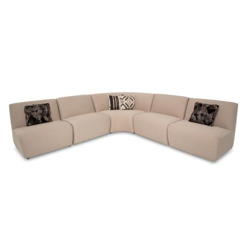 Munich 5 PC Sectional Set