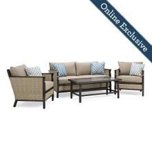 See Details - Colton 4pc Patio Furniture Set