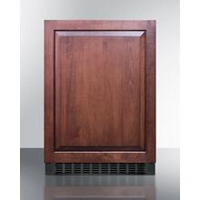 """See Details - 24"""" Wide Outdoor All-refrigerator"""