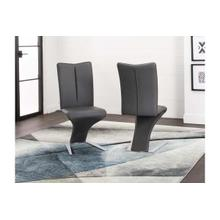 See Details - Cortina-charcoal/chrm Che 2pk