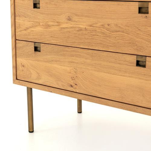 Carlisle 6 Drawer Dresser