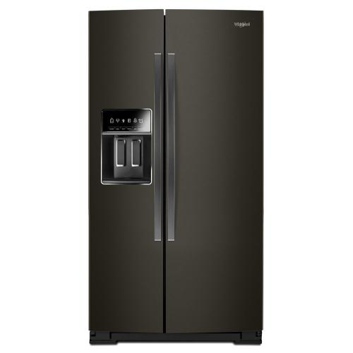 Product Image - 36-inch Wide Side-by-Side Counter Depth Refrigerator - 23 cu. ft.