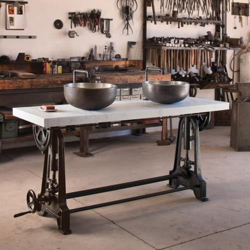 Stone Forest - Industrial Console