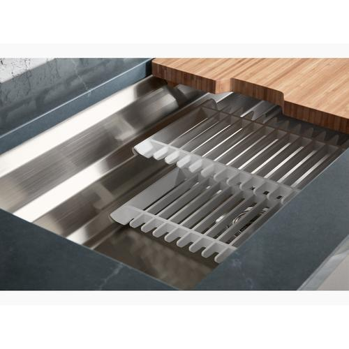 """44"""" X 18-1/4"""" X 11-1/16"""" Undermount Single-bowl Kitchen Sink With Accessories"""
