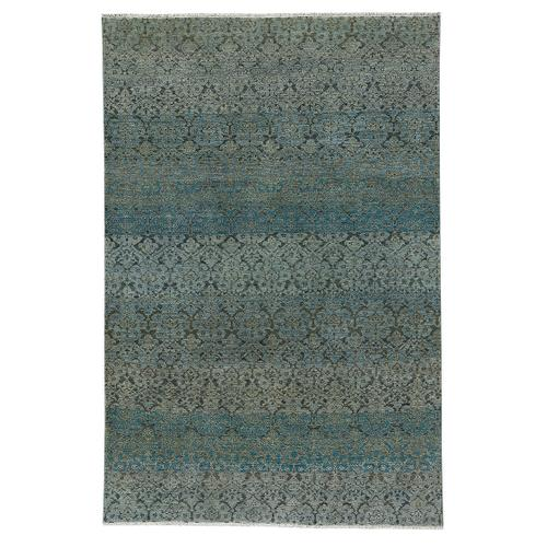 Pinnacle Agate Hand Knotted Rugs