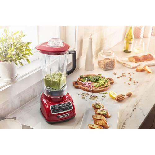 5-Speed Diamond Blender Empire Red