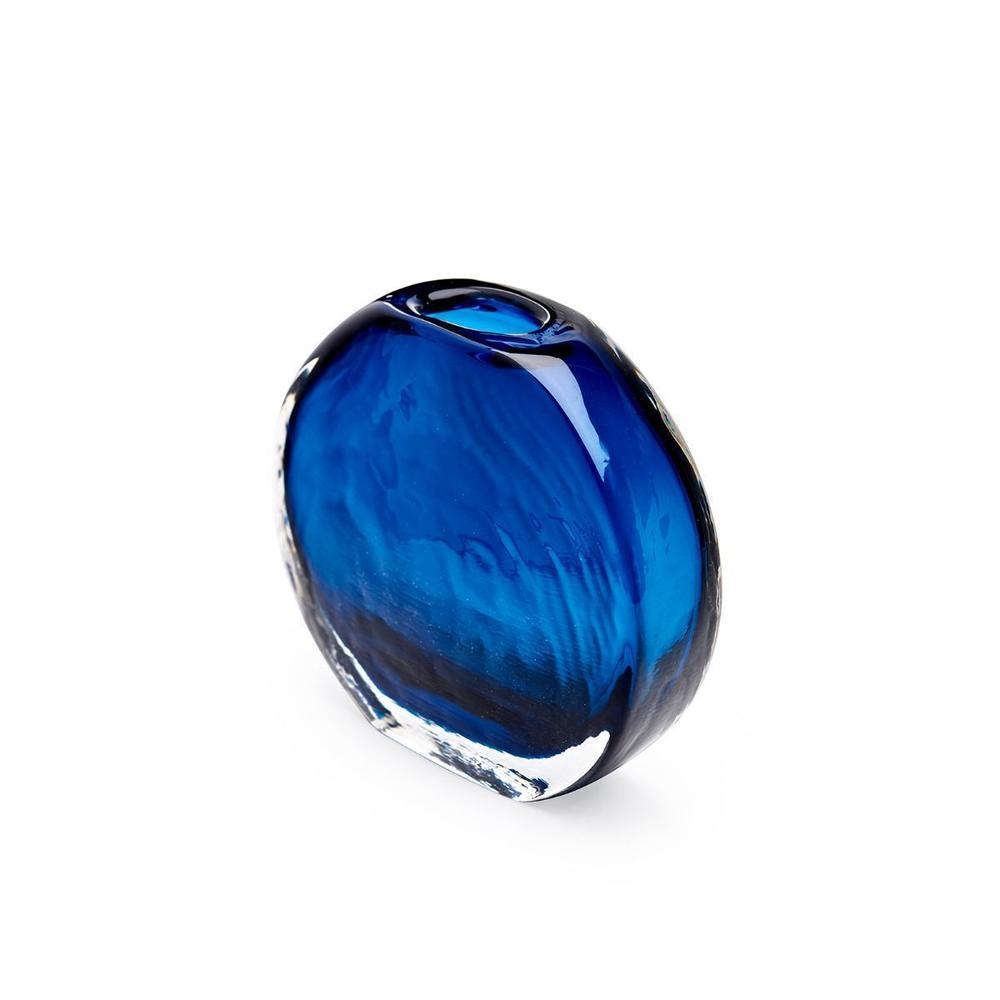 See Details - Angeli Large Vase, Midnight Blue