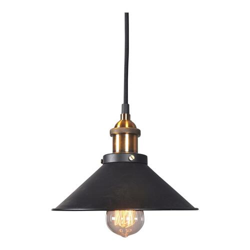 Moe's Home Collection - Renata Pendant Lamp Black