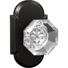 See Details - 925G-2 in Crystal & Oil Rubbed Bronze