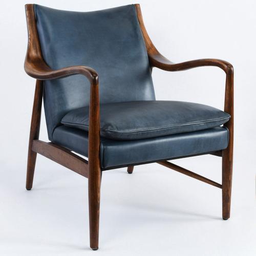 Classic Home - Kiannah Club Chair Blue