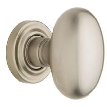 Satin Nickel 5025 Estate Knob