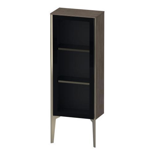Semi-tall Cabinet With Mirror Door Floorstanding, Pine Terra (decor)