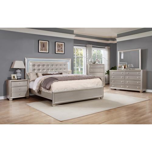 Mariano Queen 4PC Bedroom Set