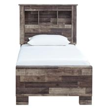 Derekson - Multi Gray 3 Piece Bed (Twin)