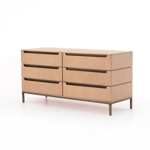 Nimbus 6 Drawer Dresser
