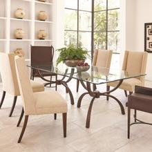 See Details - Teton Rectangular Table