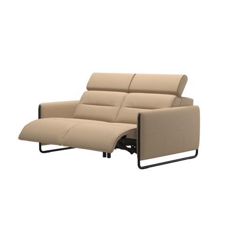 Stressless By Ekornes - Stressless® Emily 2 seater with 2 motors arm steel
