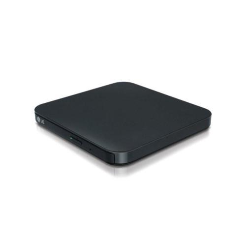 Slim Portable DVD Writer DVD Disc Playback & DVD M-DISC™ Support