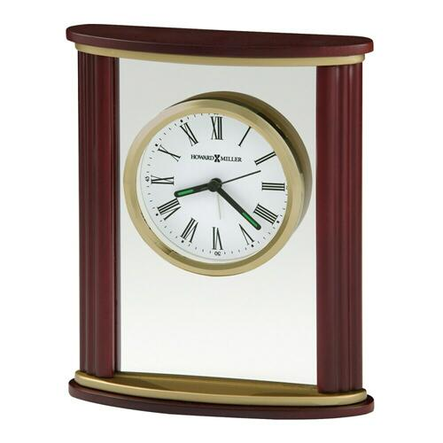 Howard Miller Victor Wooden Alarm Clock 645623