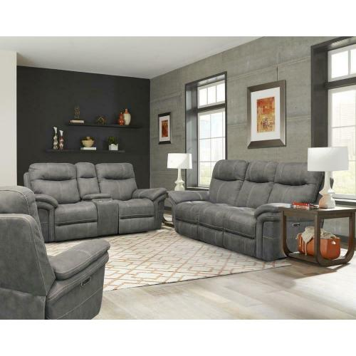 MASON - CARBON Power Reclining Collection