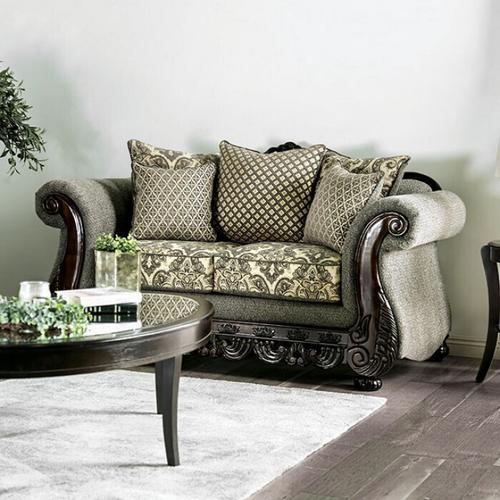 Gallery - Justina Love Seat