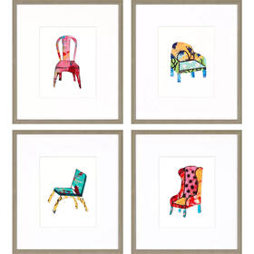 Mod Chairs I S/4