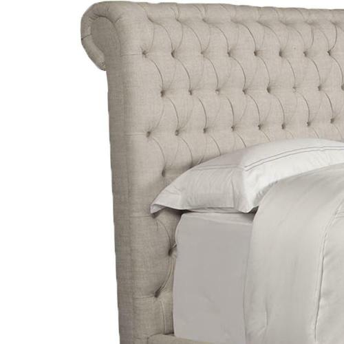 JACKIE - CREPE Upholstered Bed Collection