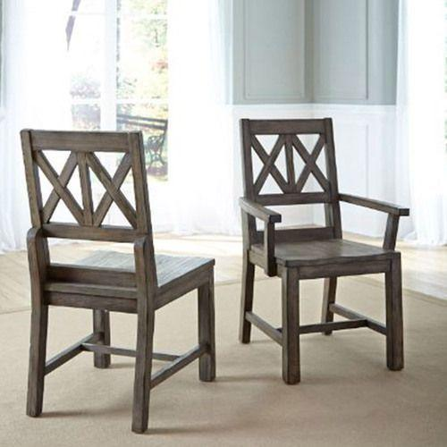 Gallery - Foundry Wood Side Chair