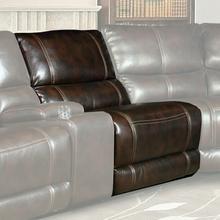 View Product - PEGASUS - NUTMEG Armless Chair